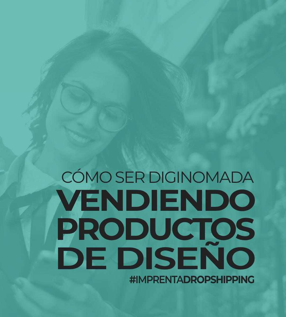 Cómo vender productos personalizados con imprentas dropshipping