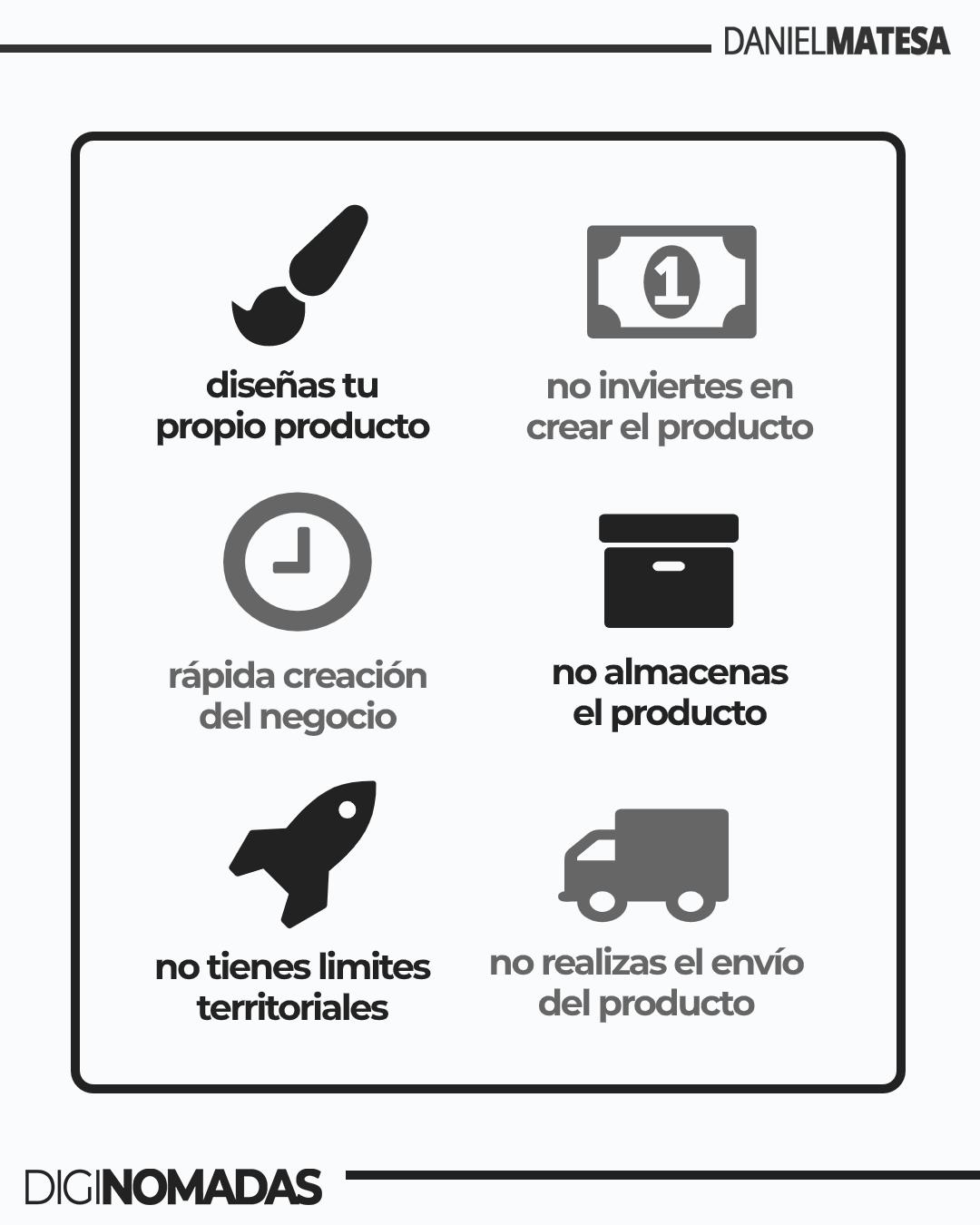 Ventajas de vender productos personalizados por Internet