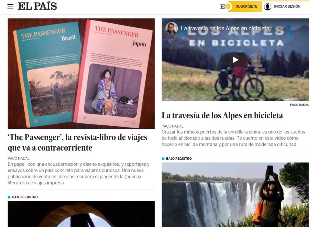 Paco Nadal - blogs de viajes por el mundo
