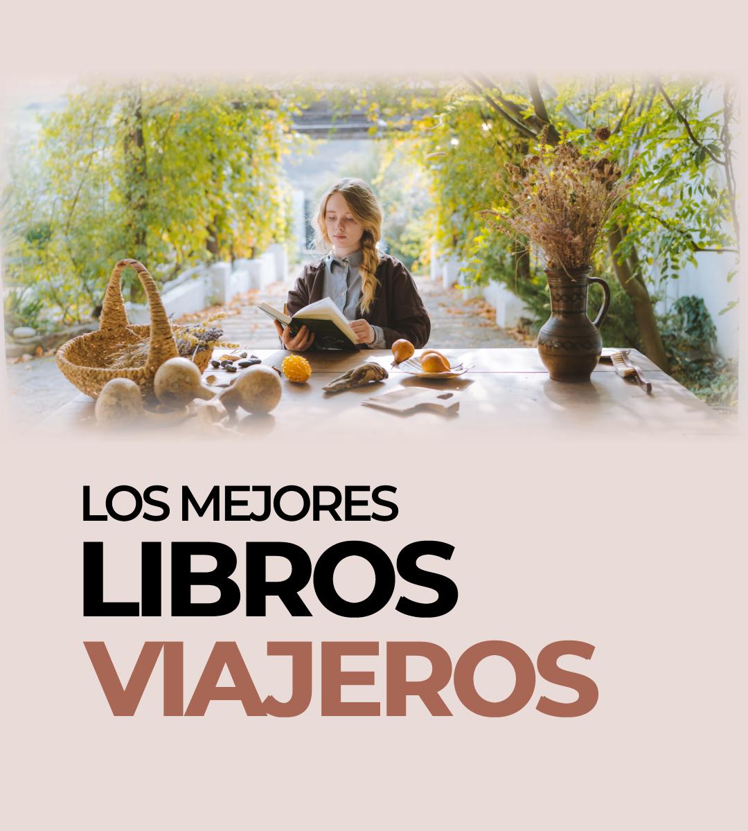 Los mejores libros para viajeros y nómadas digitales