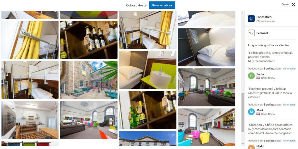 Cohort Hostels Europa