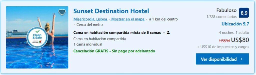 Destination Hostels Portugal