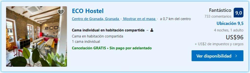 Eco Hostel España
