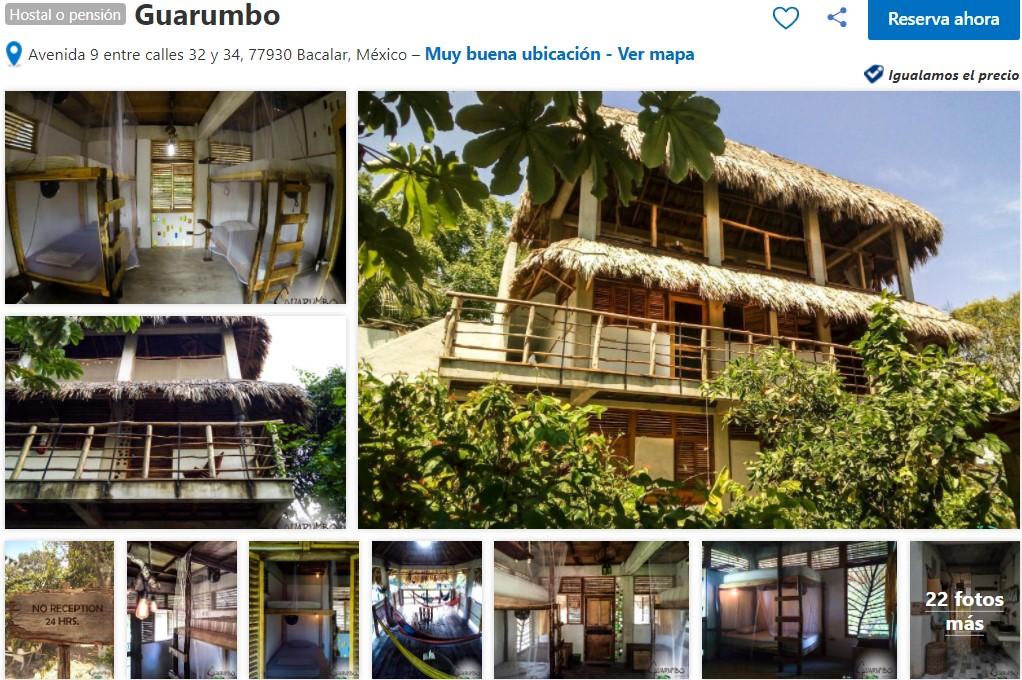 Guarumbo - Bacalar
