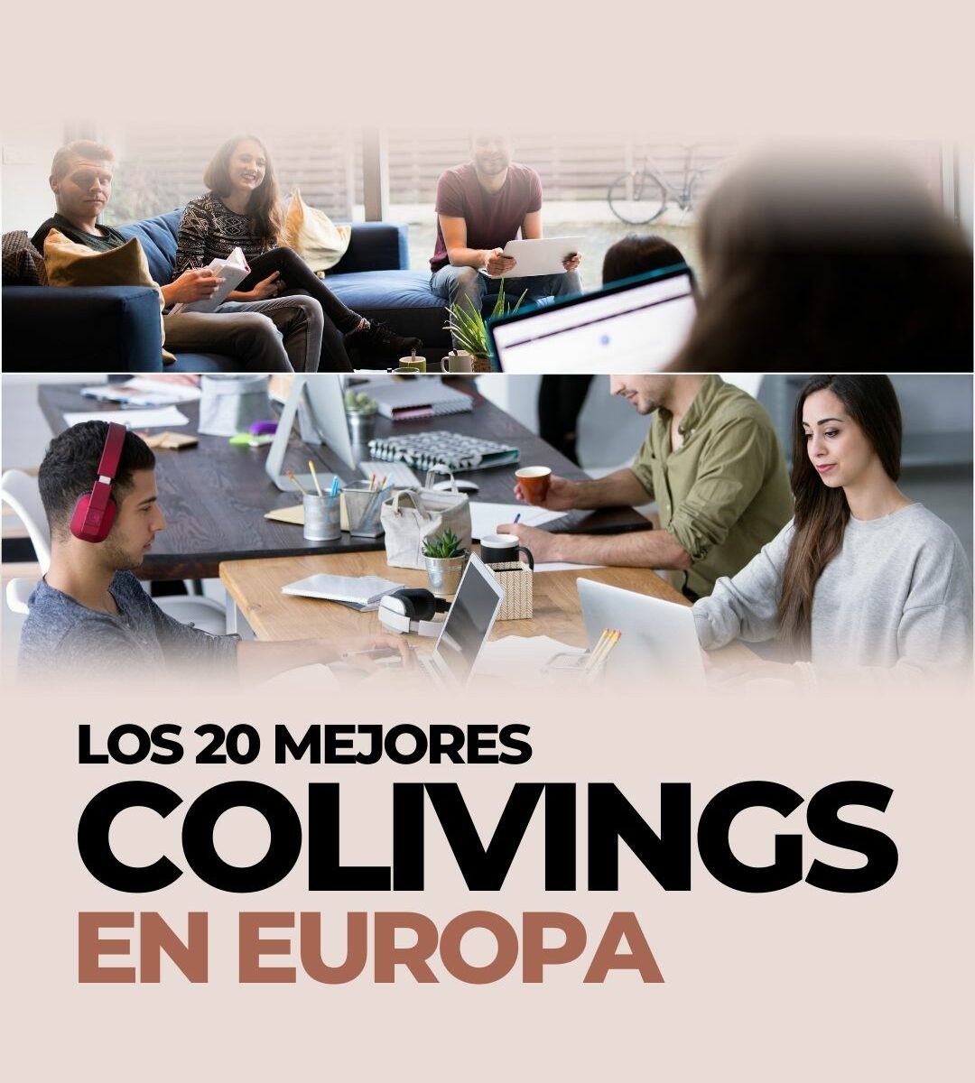 Mejores Hostels de Europa y Colivings