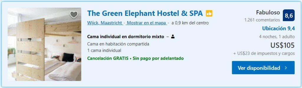The Green Elephant hostels Países bajos