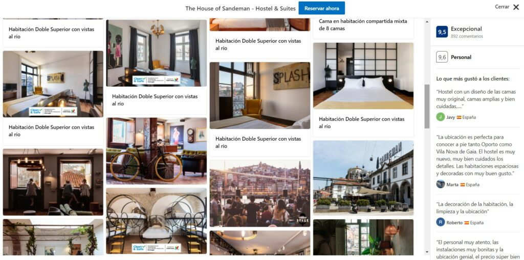 The house of Sandesman - Hostels Porto