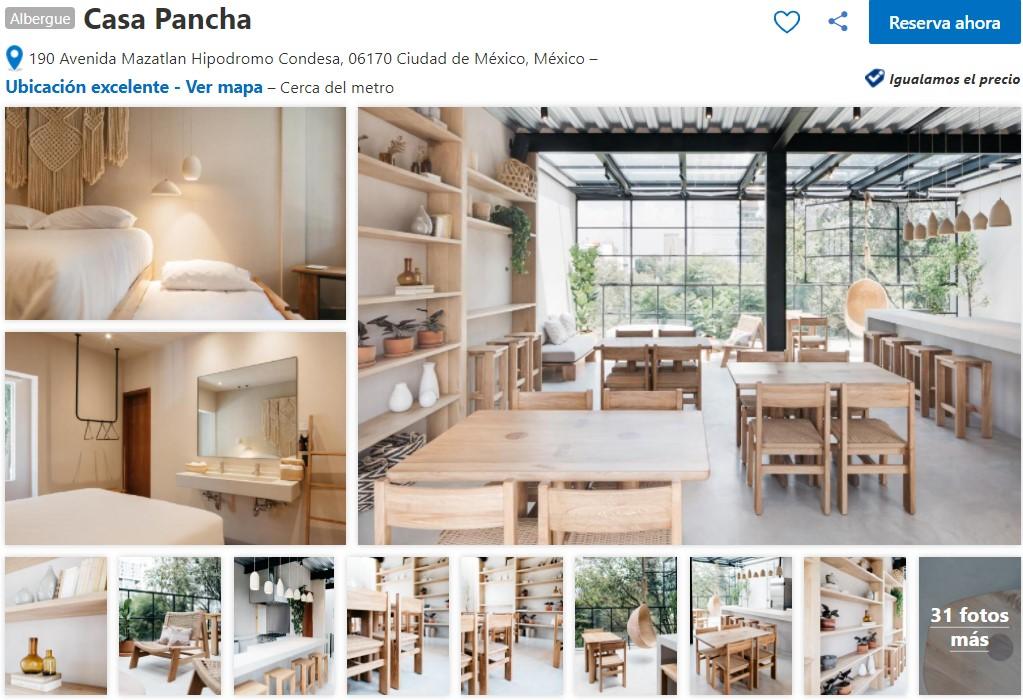 Trabajar en ciudad de México - Casa Pancha