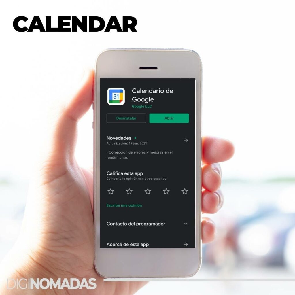 app esenciales y útiles para nómadas