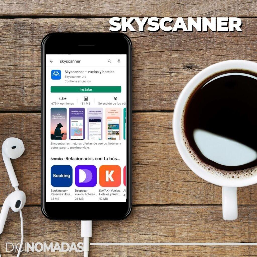 apps para nómadas