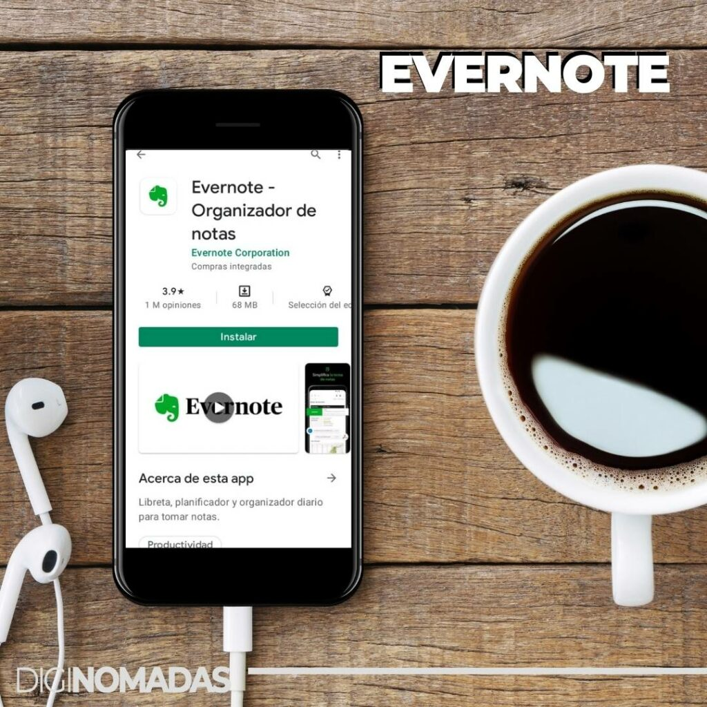 apps para nómadas digitales
