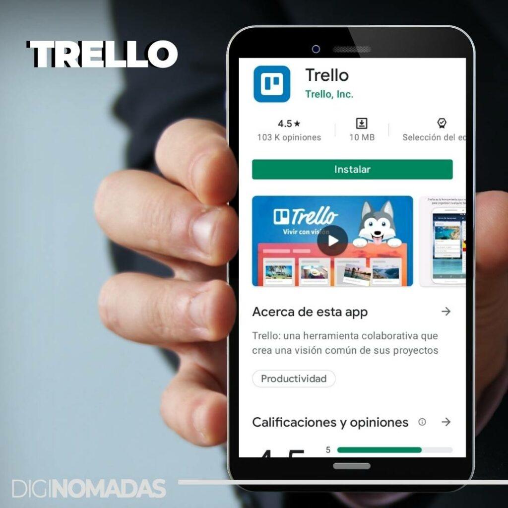 apps para trabajo en línea